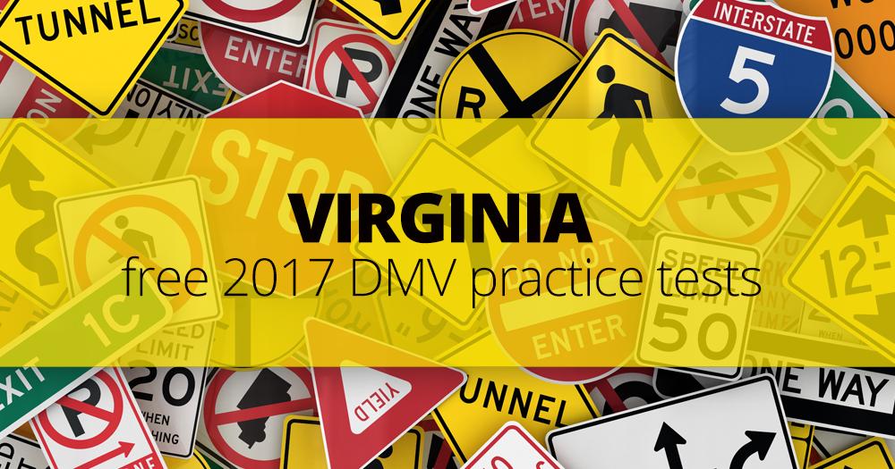 Virginia dmv virginia dmv practice tests how to pass 2017 for Department of motor vehicles richmond va