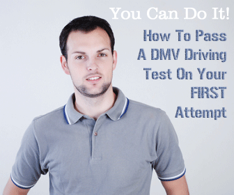 You Can Do It! How To Pass A DMV Driving Test On Your FIRST Attempt