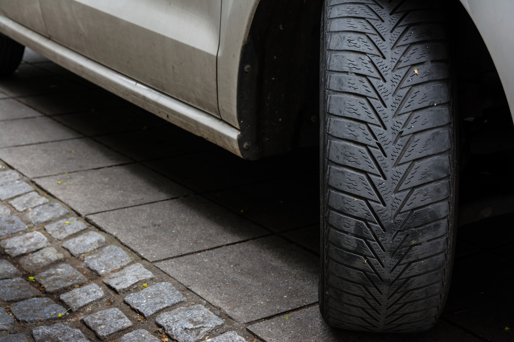 turn tires