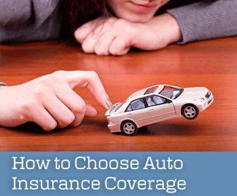 How to Choose Auto Insurance Coverage