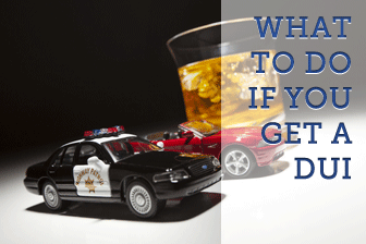 What to Do if You Get a DUI