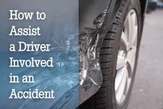 How to Assist a Driver Involved in an Accident