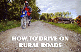 How to Drive on Rural Roads