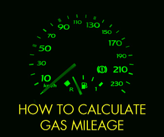 How To Calculate Gas Mileage