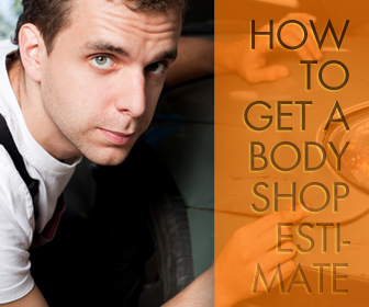 How to Get a Body Shop Estimate