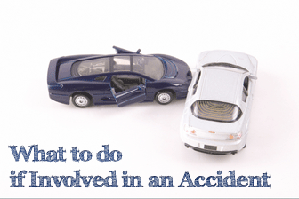 What to do if Involved in an Accident