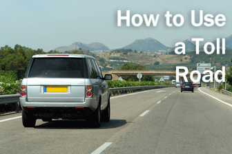 How to Use a Toll Road