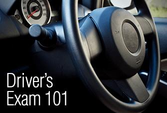 Driver's Exam 101