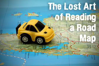 The Lost Art of Reading a Road Map