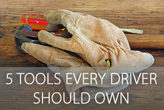 5 Tools Every Driver Should Own