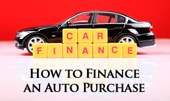 The Money Question: How to Finance an Auto Purchase