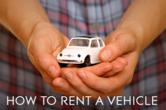 Need a Change? How to Rent a Vehicle