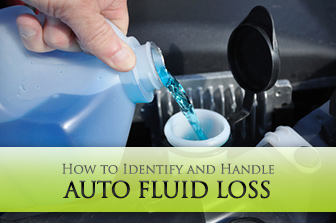 It's Sprung a Leak! How to Identify and Handle Auto Fluid Loss