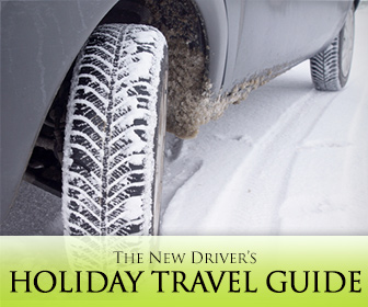 The New Driver's Holiday Travel Guide
