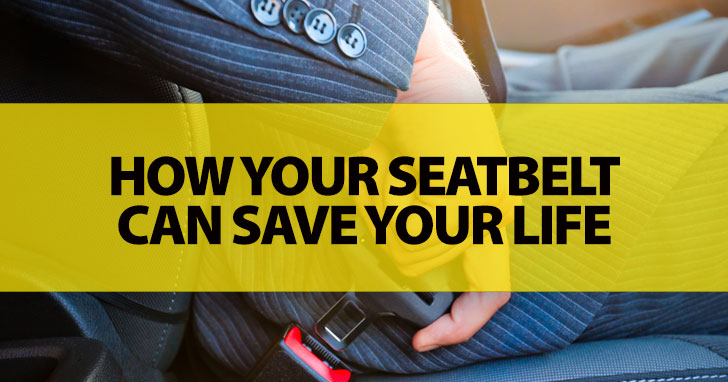 Buckle Up: How Your Seatbelt Can Save Your Life