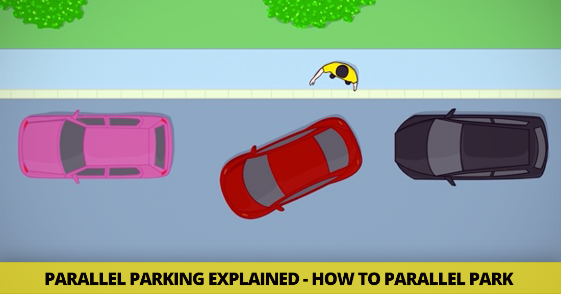 Parallel Parking Explained -- How to Parallel Park