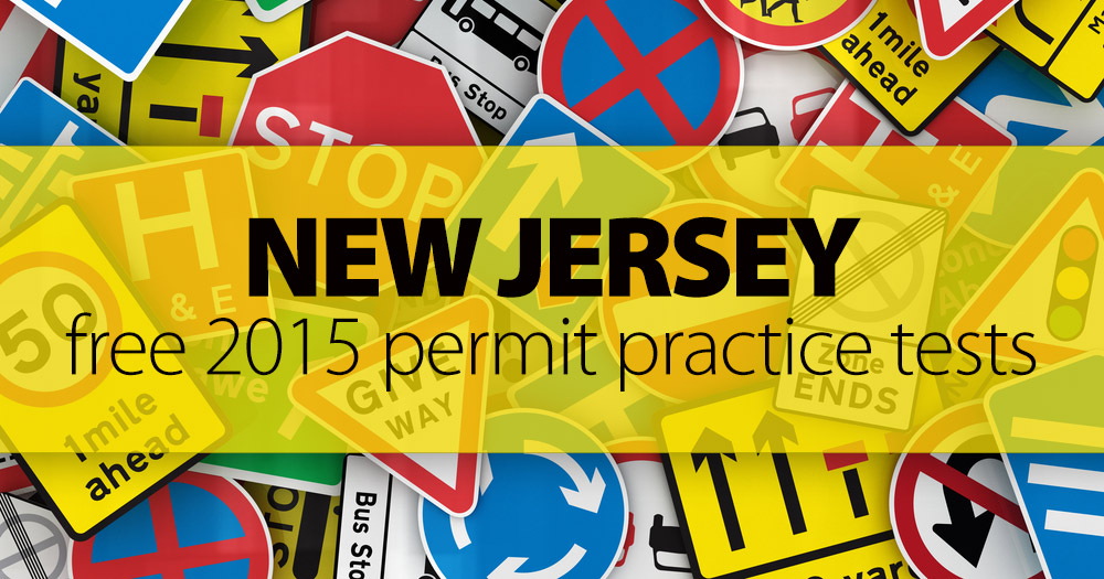 New jersey motorcycle manual 2014 nj for Motor vehicle nj practice permit test