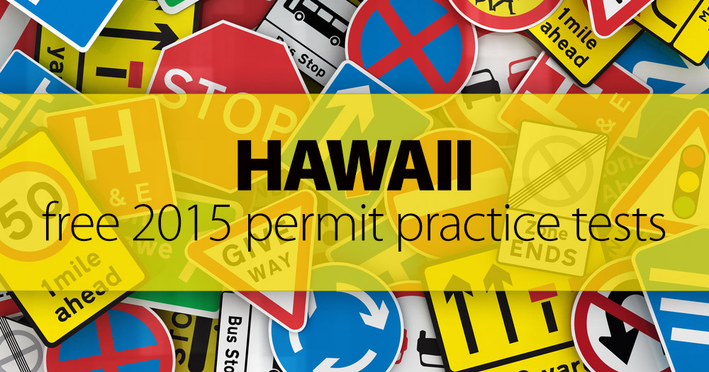 Hawaii Drivers Handbook Online