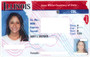 IL commercial driver's license