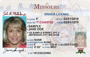 missouri driving road test requirements
