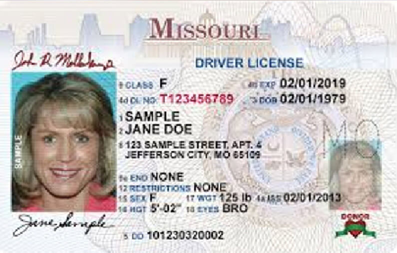 Free Missouri Dor Permit Practice Test Mo 2018