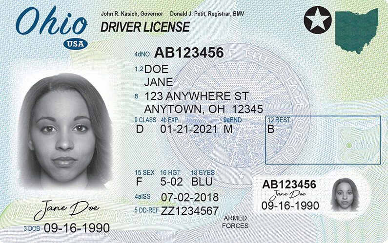 FREE Ohio BMV Permit Practice Test Two 2019 | OH
