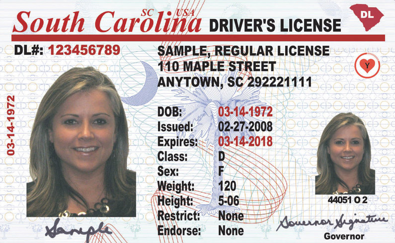 FREE South Carolina DMV Road Signs Permit Practice Test 2019