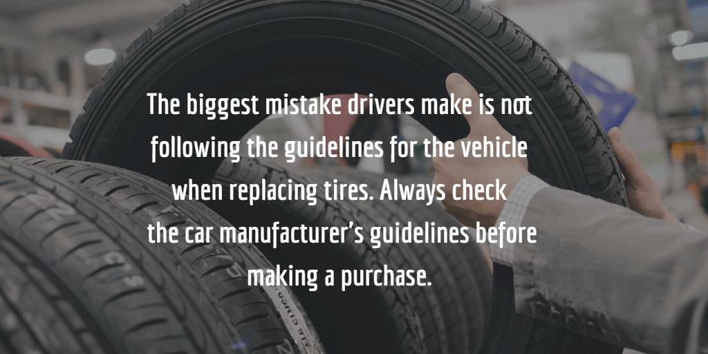 choosing tires