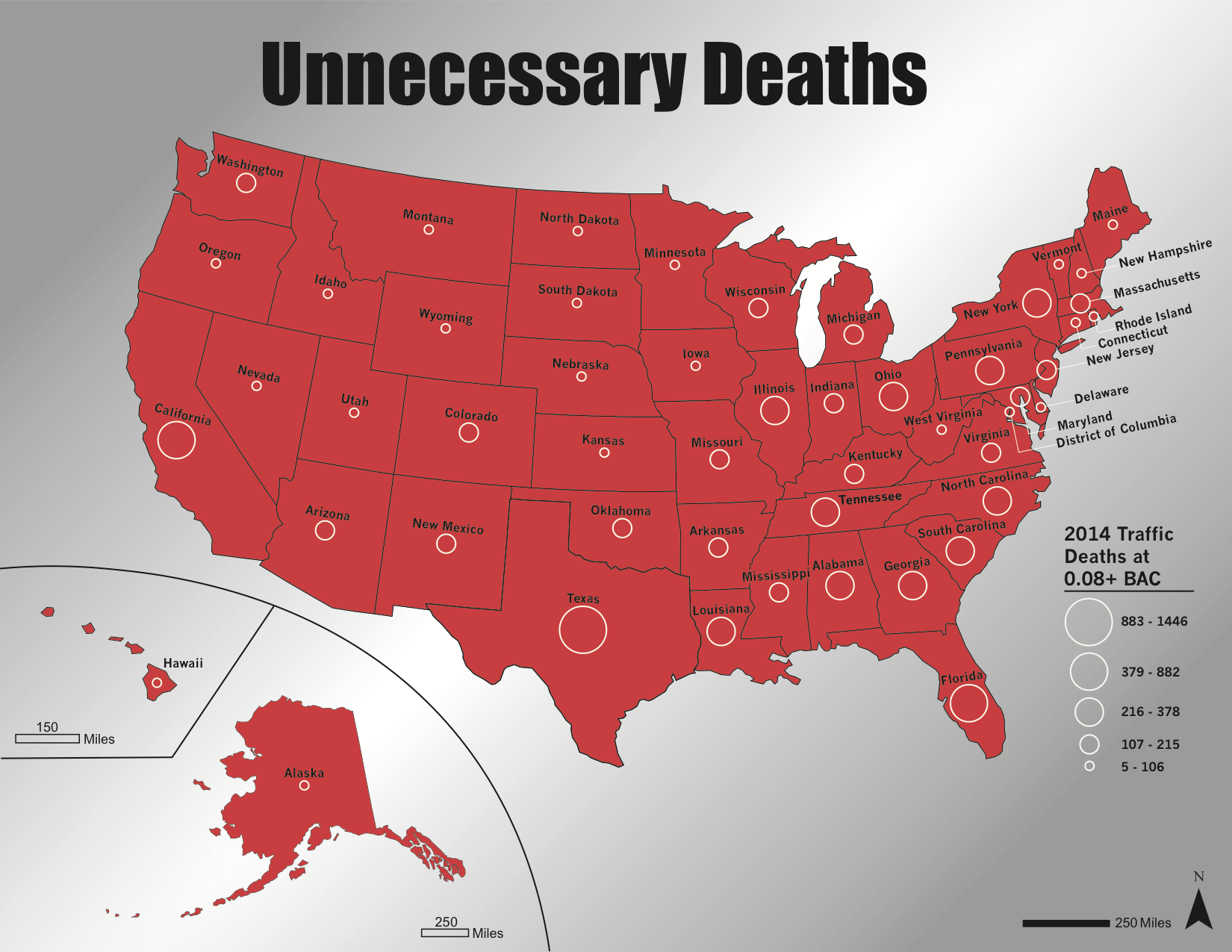 drunk driving deaths