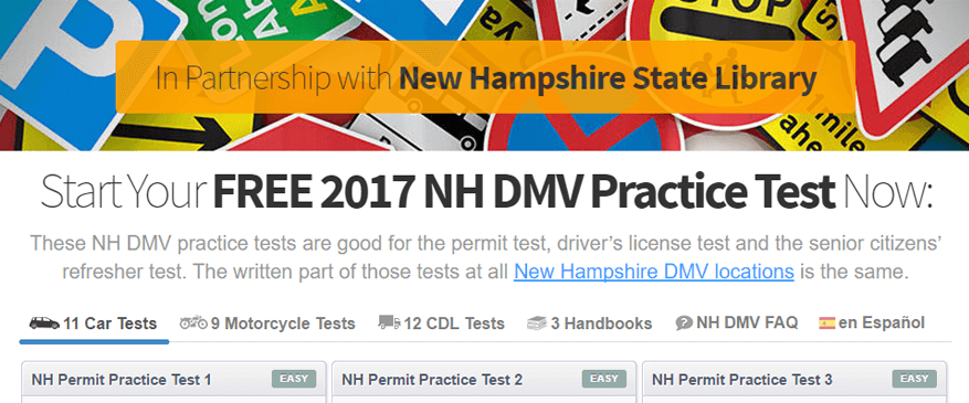 Driving tests for libraries your library users wont see ads when they come through the link from your website fandeluxe Images