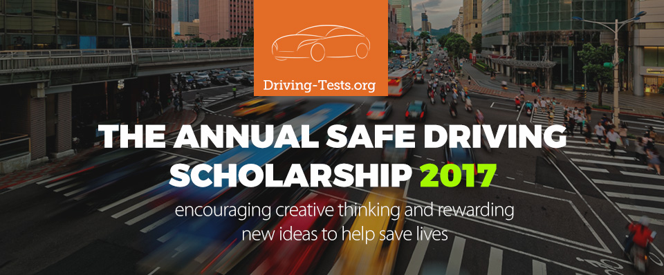 Driving-Tests.Org Annual Scholarship