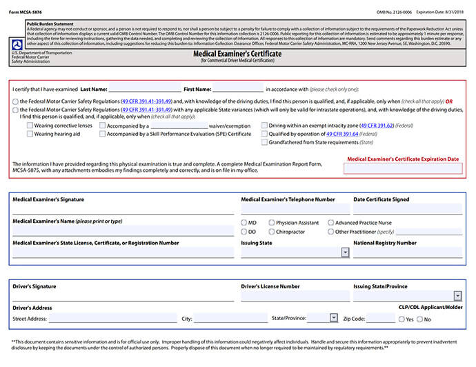 picture about Mcsa-5875 Printable Form titled How toward Take a Business Driver License inside of 2019
