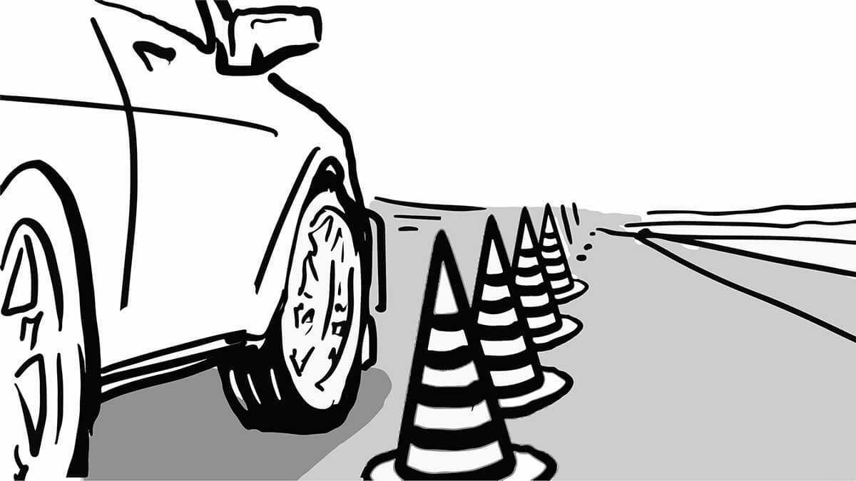 Demonstrate Your Driving Skills To The Examiner Without Critical Errors And You Should Be Good