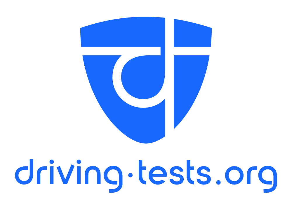 Driving-Tests logo blue