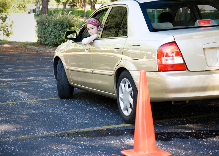 How To Pass Your Driving Test Once & For All: Surprisingly