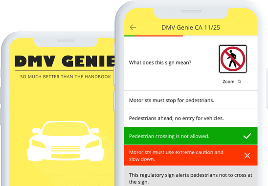 Free California (CA) DMV Practice Tests – Updated for 2019